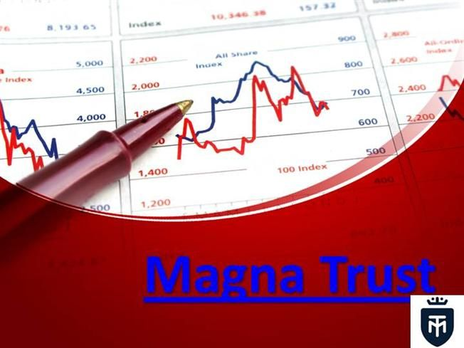 Magna Trust, Magna FX, and Magna Options thrive on ethics, security and fair trading policies. With a dedicated 24/6 customer support from highly qualified and regulated individuals with years of experience.  For more info visit - www.magna-trust.com