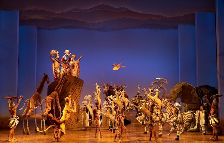The Lion King Tickets Information