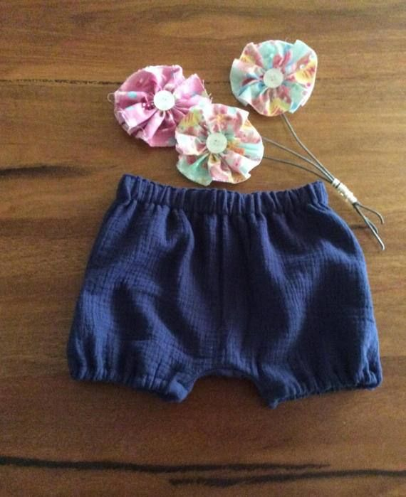 Girls Bloomers size 6-12 mths size 1 size 2.  by Angellaschild
