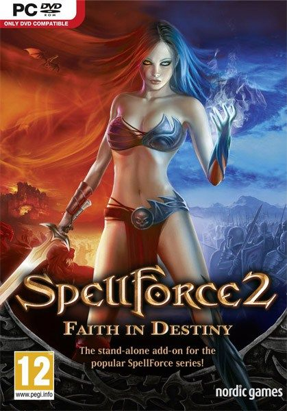 SPELLFORCE 2 FAITH IN DESTINY Pc Game Free Download Full Version