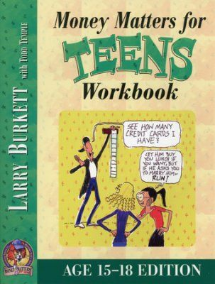 Money Matters Workbook for Teens, Ages 15-18 – Edu…kids/Math