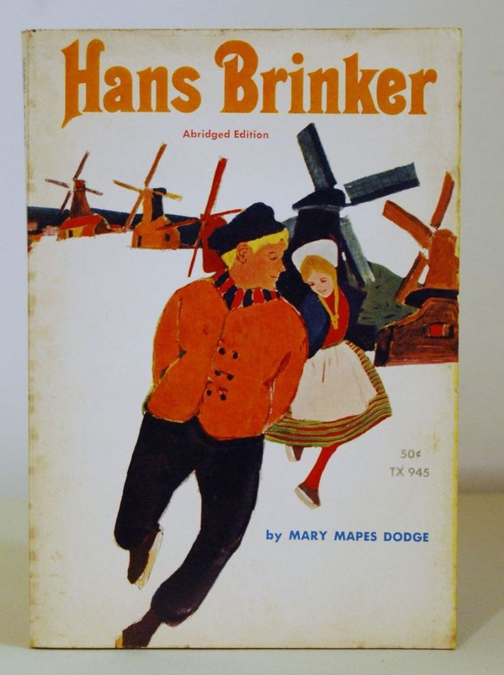hans brinker Hans brinker: hans brinker, novel for children by mary mapes dodge, published in 1865 the story is set in the netherlands and concerns the fortunes of the impoverished brinker family.