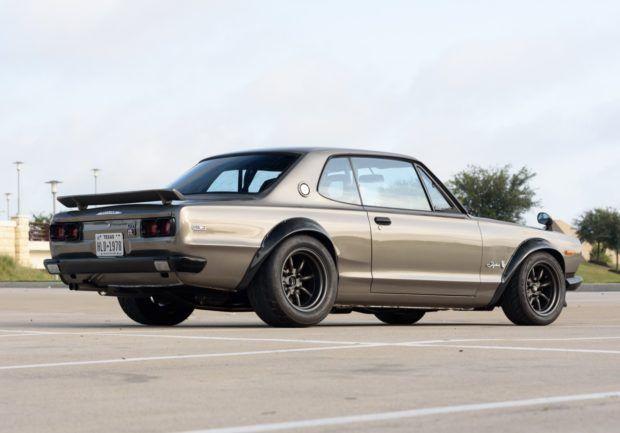 1972 Nissan Skyline 3 2l Old Er Rides Nissan Skyline Classic