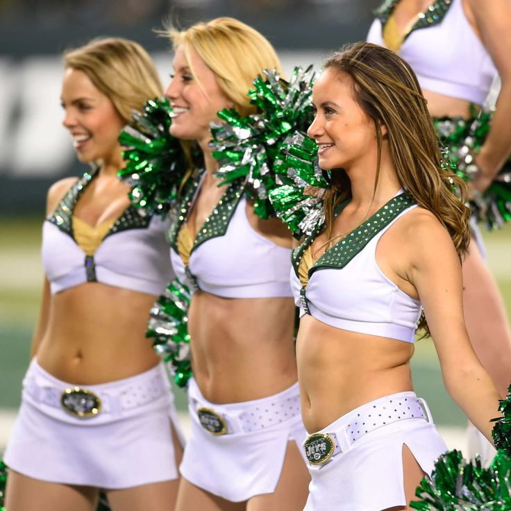 New York Jets Cheerleaders Win $324,000 Settlement Over Unpaid Work