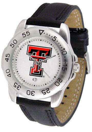 NCAA Men's Texas Tech Red Raiders Sport Watch