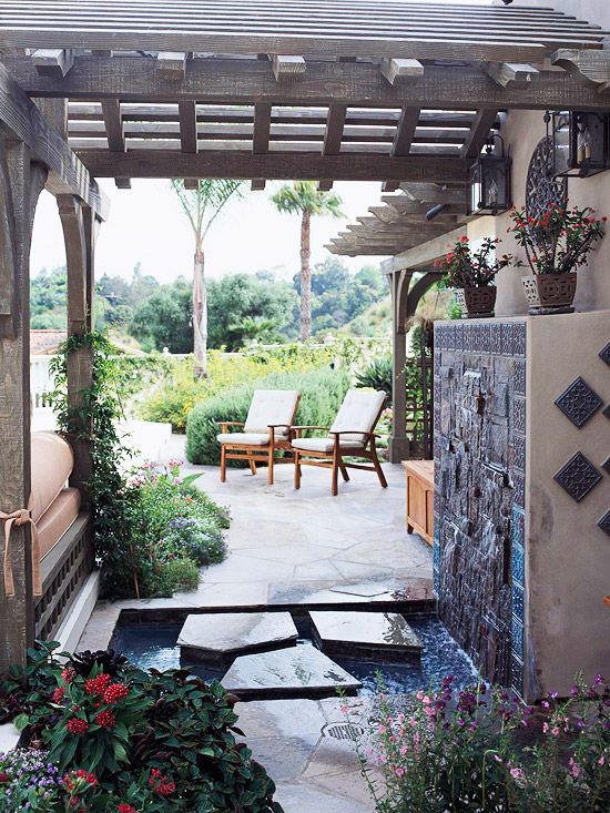 265 best OUTDOOR ROOMS PORCHES PATIOS 3 images on Pinterest
