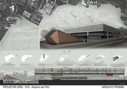 Concurso de Arquitetura | Arquivo da FAU