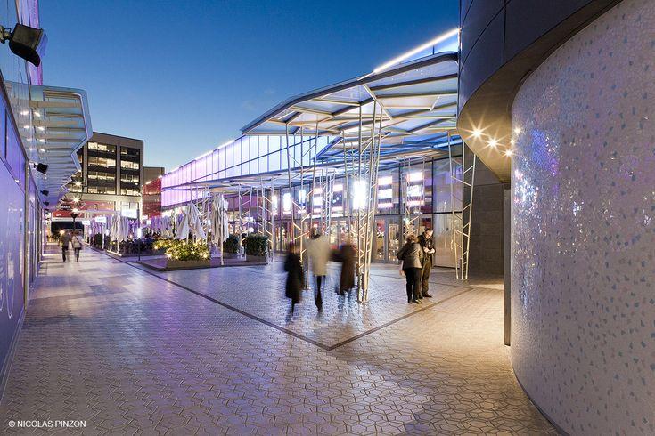 Reforma do centro comercial glorias open mall - Centro comercial moda shoping ...
