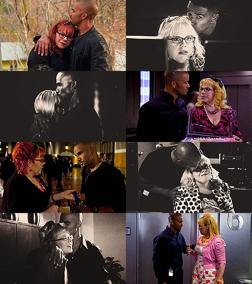 criminal minds morgan and garcia dating A blog devoted to one of the most adorable ships on criminal minds, derek morgan and favorite morgan/garcia moments: criminal minds are they dating on.