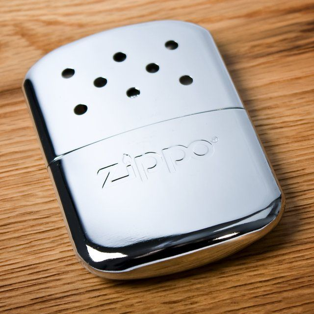 Zippo Hand Warmer. I would use mine more often if it would get cold in the South.