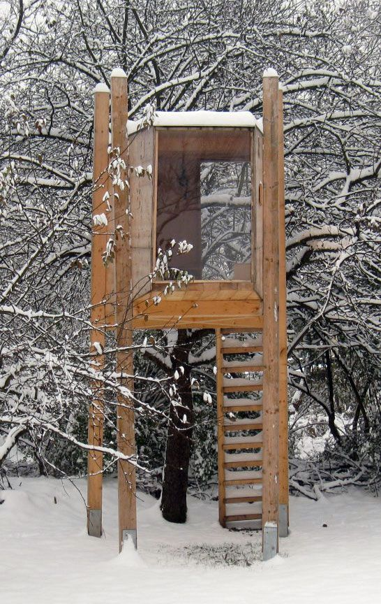 Free Standing Tree House Plans 225 best tree houses images on pinterest | treehouses