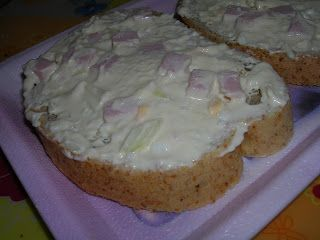 Martinina kuchyně: Pomazánka na chlebíčky