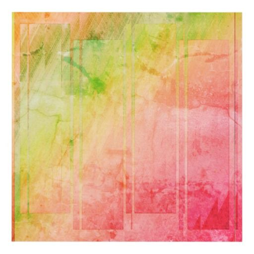 "Canvas Wall Art 'Translucent"""