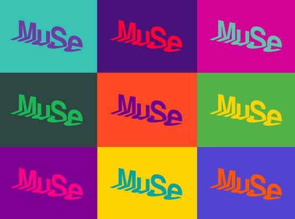 Muse , Science museum Branding.