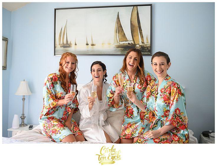 Owenego Inn Wedding Branford Ct Carla Ten Eyck Summer Wedding Outdoor Blush Bridesmaids Branford
