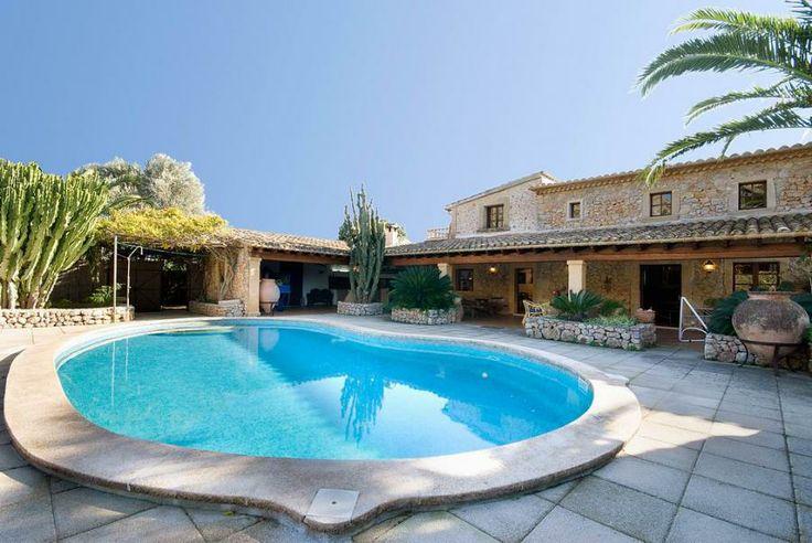 Finca en Mallorca  #holidays10 #holidays #Mallorca #houserenting #alquiler #casas #vacaciones