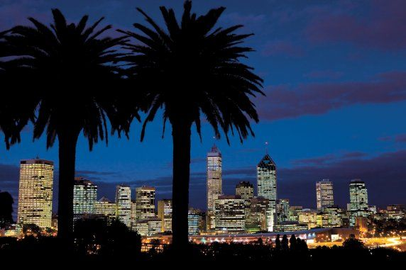 Perth, Australia - was here in 2002 on a mission's trip.