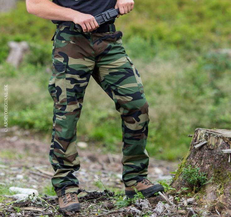 Maskáče BDU 2.0 US woodland, Pentagon