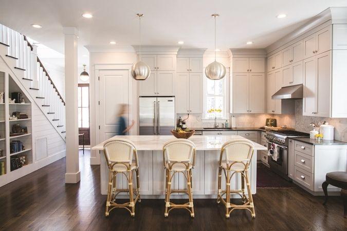 Four Gables Farmhouse Plan Kitchen Southern Living House Plans Southern Living House Plans House Plans Kitchen Remodel