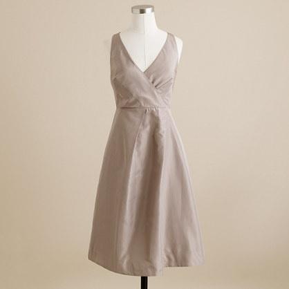 Ruthie dress in silk taffeta $149
