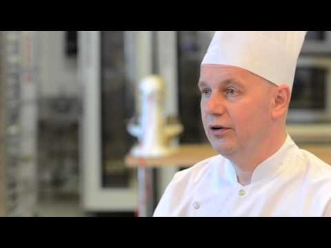 French Pastry School's Jacquy Pfeiffer explains his life in pastry #fameco #kuwait