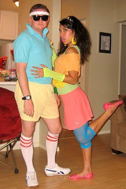 80s Party Pictures - Totally Rad Costume Ideas