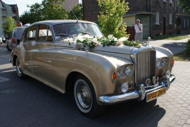 BENTLEY S3 z 1963r.   #wedding #weddingcar