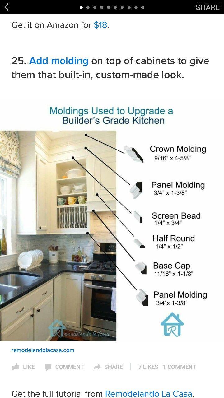 80 best Kitchen images on Pinterest   Kitchens, Kitchen cupboards ...