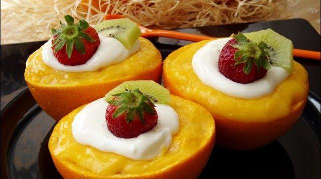 Naranjas Rellenas-recetas