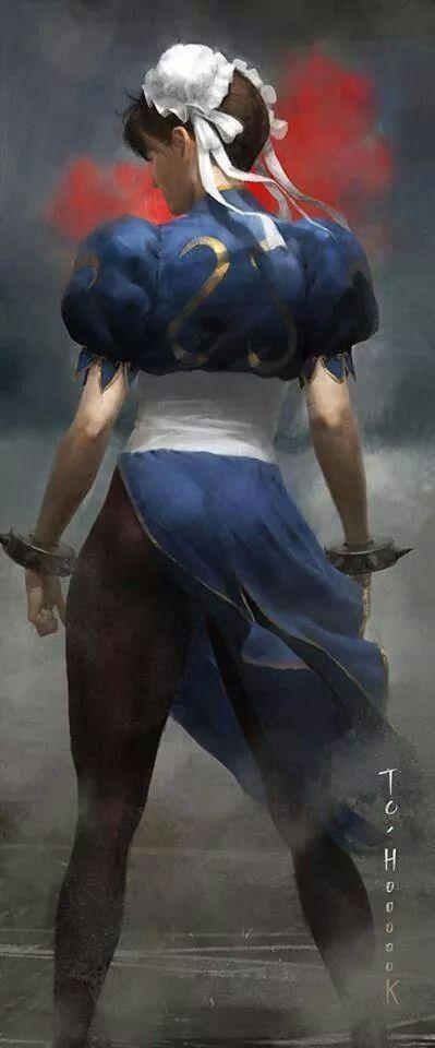 Chun-Li | Street Fighter •To Hooook