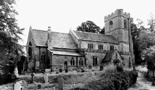 Compton Bassett, Wiltshire: St Swithin's Church. Henry Wiltshire, 6th Great Grandfather (1736 - 1823)