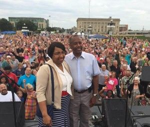 Meet Candy Carson: The Anti-Michelle Obama | Red Right Republic