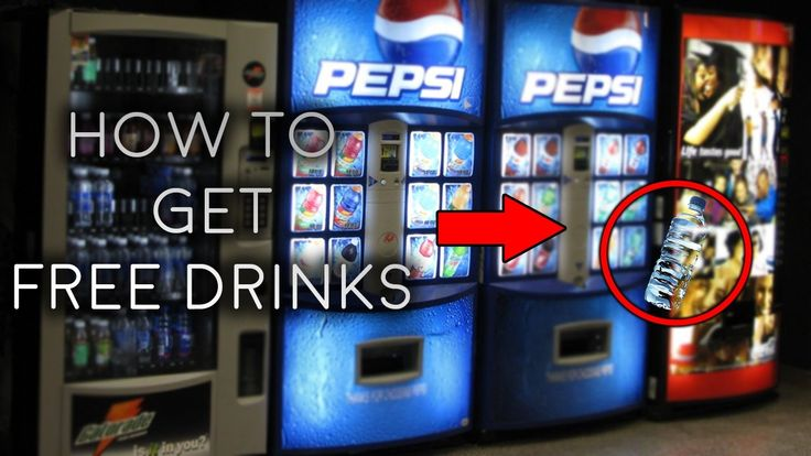 Hack a vending machine uk