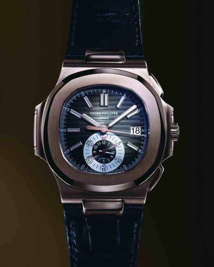 Patek Philippe Nautilus Chronograph Ref. 5980 Red Gold