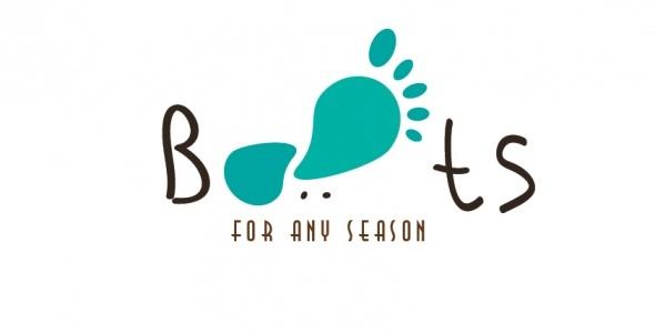 Boots shop Logo.