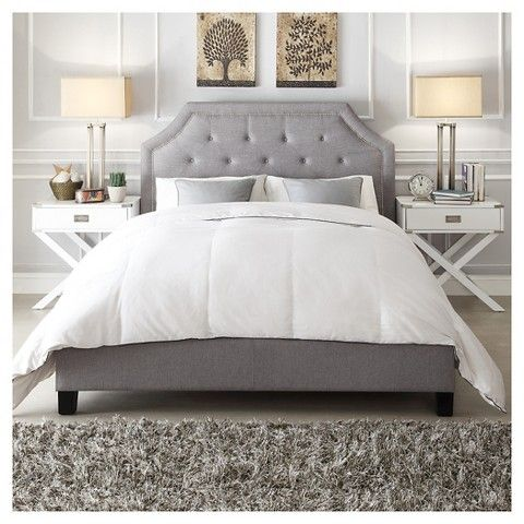 8 Best Images About Master Bedroom On Pinterest Tufted