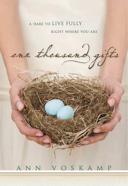 Love this book!: Worth Reading, One Thousand Gifts, Onethousandgifts, Give, Books Worth, Live Fully, Annvoskamp, You Are