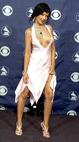 The Most Revealing Grammy Dresses Ever | CELINE DION ...