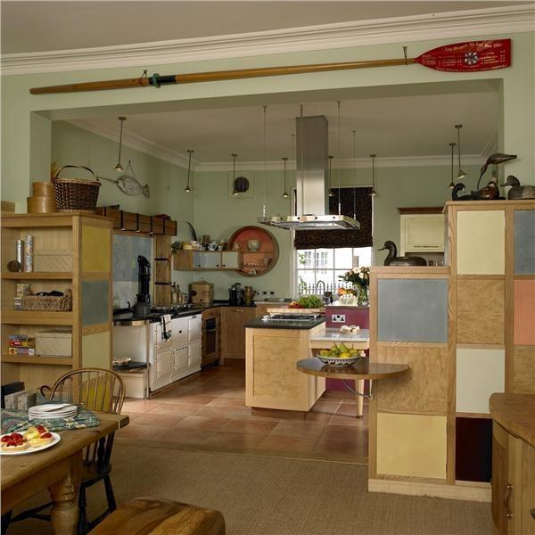 17 Best Ideas About Modern Retro Kitchen On Pinterest