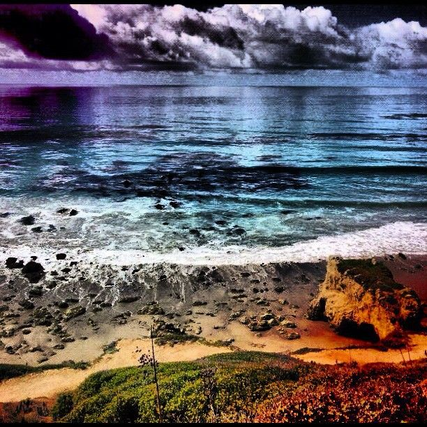 El Matador beach Malibu Los Angeles