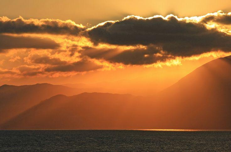 Sunrise on Crete by Adam Konieczny on 500px