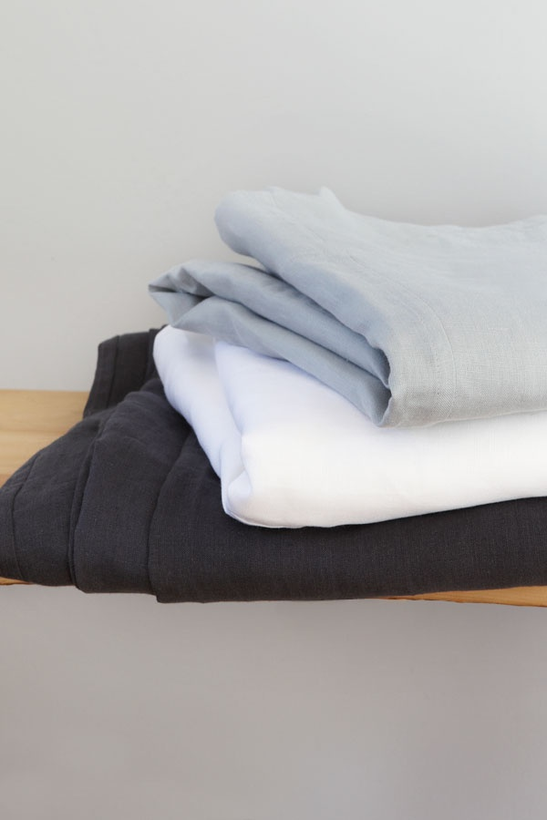 True Linen Fitted Sheet | Mungo Retail