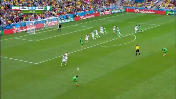 Iran-Nigeria 0-0