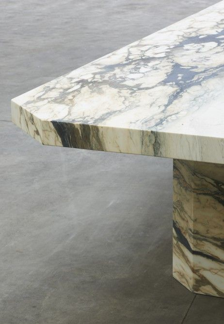 44 best stone furnitureobjects images on Pinterest Low tables - design esstisch marmor tokujin yoshioka
