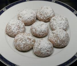 Rezept Schnelle Mandelmakronen von udin - Rezept der Kategorie Backen süß