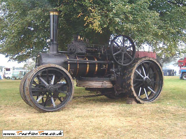 1919 McLaren Ploughing Engine (BD5504) Hero 16nhp - Traction Time