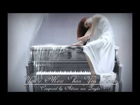 Only Piano - You're More Than You Know ~Featured Video for November 24-30~