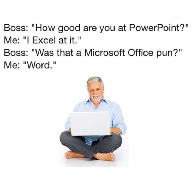 Tech, Puns, what more could a joke need?