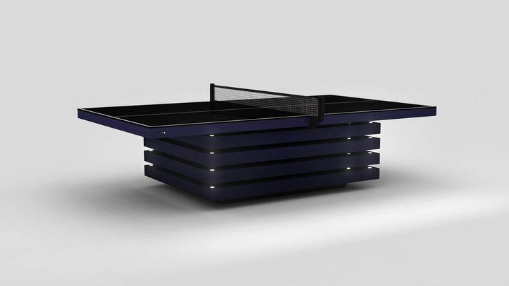 Delightful Arclight By   Custom Table Tennis Table