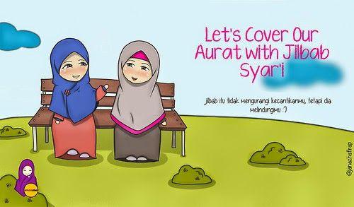 Tukang Nguplug: Pakai Jilbab Bersertifikasi atau Rebonding